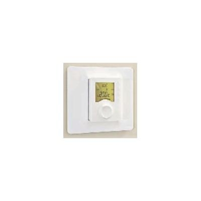 Accessoire thermostat Plaque de finition (X 5) - DELTA DORE : 6050566