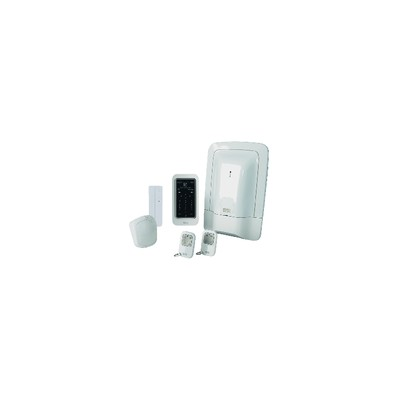 Kit allarme wireless 2 zone preconfigurato - DELTA DORE : 6410186