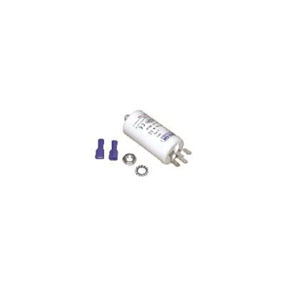 Standard Kondensator ständig  5 µf (Ø30 x Lg.60 x Gesamtlänge 84) - BAXI: S58209851