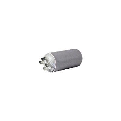 Standard permanenter Kondensator 15 µF (Ø40 xLg.72 xGesamt 96)