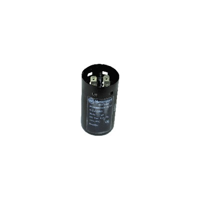Condensatore standard elettrochimico 100 µf