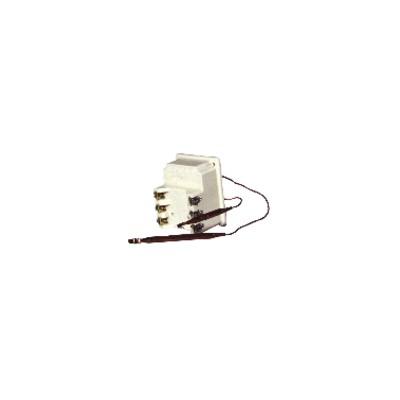 Thermostat Warmwasserbereiter COTHERM Typ BTS 370 Modell mit 2 Fühlern - COTHERM: KBTS900207
