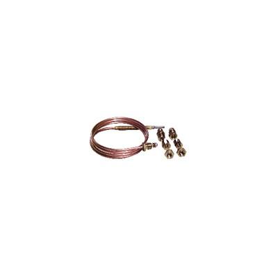 """Thermoelement Thermoelement 6 Anschlüsse gpl Lg. 900mm (M8 - M9 - M10 - 11/32"""" - F6 - Druckbelastung)"""