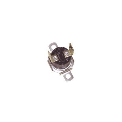 Termostato KLIXON Standard contatto argento 130°C