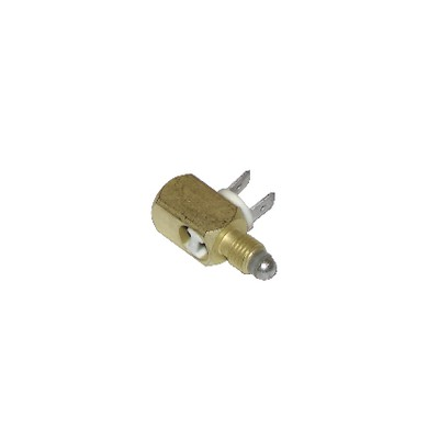 Bypass thermocouple cut off sit