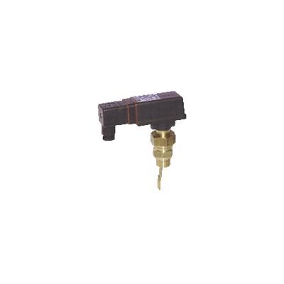 Durchsatzkontrolle mit Palette Typ VHS05M  - SIKA: VHS05M-MS
