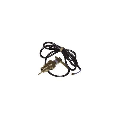Controlador de caudal con paleta VHS07M - SIKA : VHS07M-MS