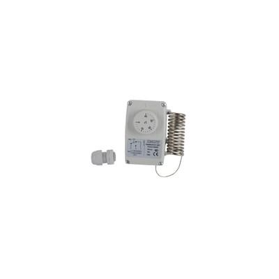 Thermostat d'ambiance étanche type ERT