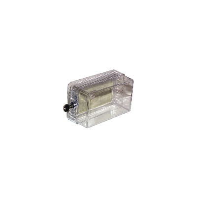 Box with key for thermostat - EBERLE : 473 0510 00 006