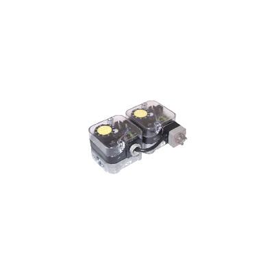 """Solenoid valve - Type DUNGS CM 06 FF1"""" 1/2 - MADAS (F) : CM06C 008"""