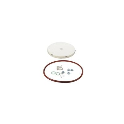 Rubinetteria industriale - Valvola a farfalla NF gas DN150