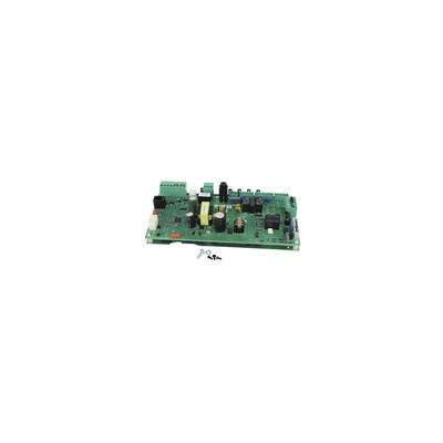 Rubinetteria industriale - Valvola a farfalla  NF gas DN200