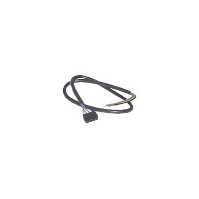 Connecteur réchauffeur - DANFOSS : 030N0045