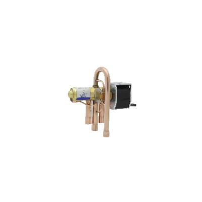 4-way valve DANFOSS