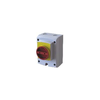 Interrupteur de proximité 4P 20A