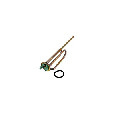 Immersion heater with flange ø48mm type ecb4 1200w