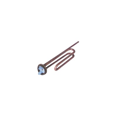 Immersion heater with flange ø48mm type ecb4 2200w