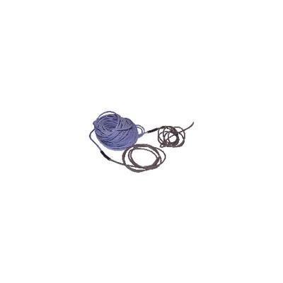 Cordón 100m 220V sin enchufe