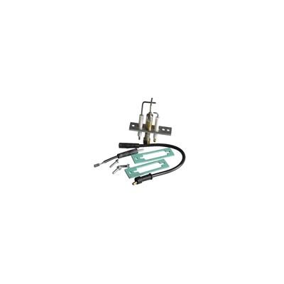 Bloc veilleuse complète - BOSCH THERMOTECH : 8718585342
