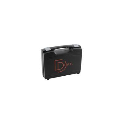 Empty case black case 2 foam boss  363x307x121