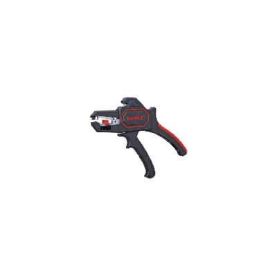 Pince à dénuder automatique - KNIPEX - WERK : 12 62 180 SB