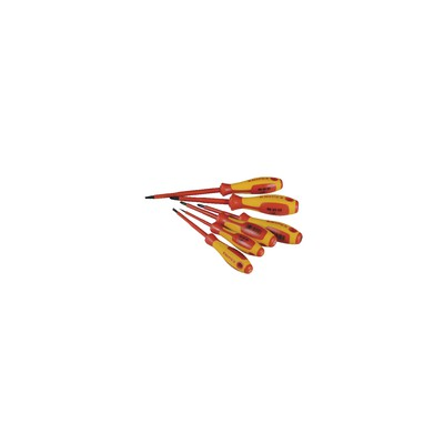 Assortimento di 6 giraviti - KNIPEX - WERK : 902514
