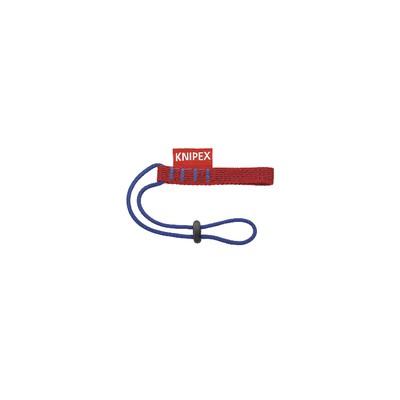 Cinghia di fissaggio attrezzi - KNIPEX - WERK : 00 50 02 T BK