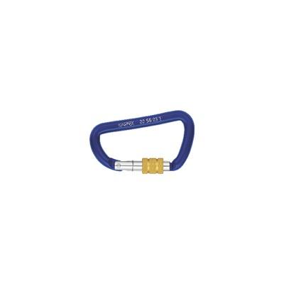 Assortimento di moschettoni con viti (X 2) - KNIPEX - WERK : 00 50 03 T BK