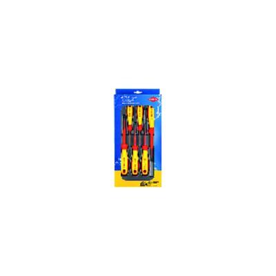 Assortimento di 6 giraviti - KNIPEX - WERK : 00 20 12 V01