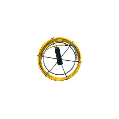 Enrouleur de ramonage compact 12m Ø4,5mm