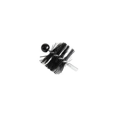 Scovolo nylon alta temperatura per stufa a pellet Ø110mm