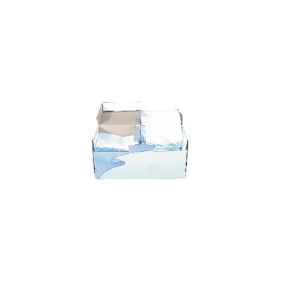 Papier-Wischtücher Vlies (Kiste mit 200 Blättern)  (X 200)