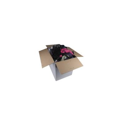 Chiffon textile couleur (carton 10kg)