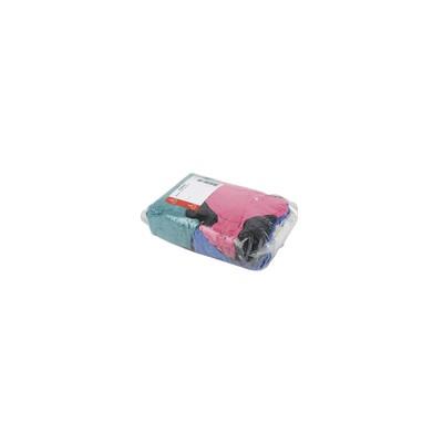Paquet de 1kg de chiffon textile
