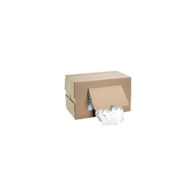 Cartón de trapo de algodón blanco 10kg