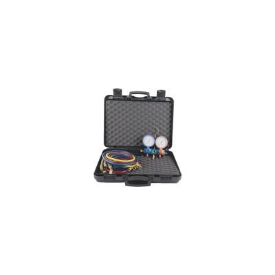 2-way piston manifold ø80, r22, r407c, r410a, r32  - GALAXAIR : M802-SA-560-B-CN