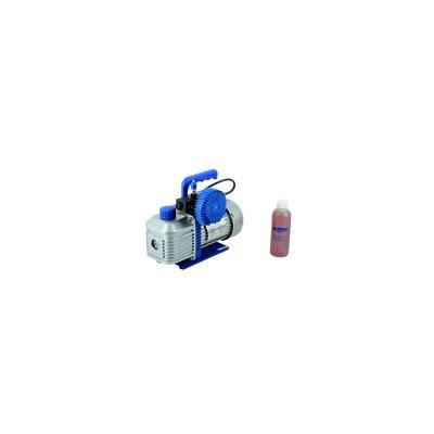 2 stage vacuum pump 71l/min R32 - GALAXAIR : 2VP-71-EV-R32