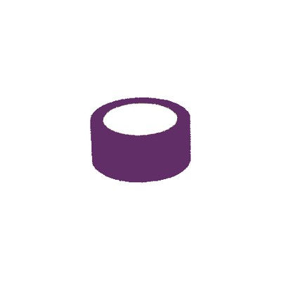 Klebeband Klebeband PVC violett (50mm x 33m)  - ADVANCE: 162185