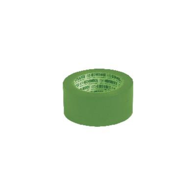Nastro adesivo isolante PVC verde - ADVANCE : 162031