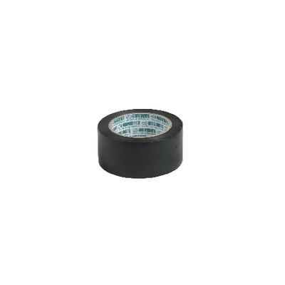 Rouleau PVC adhésif noir 30mmx33m - ADVANCE : 103256