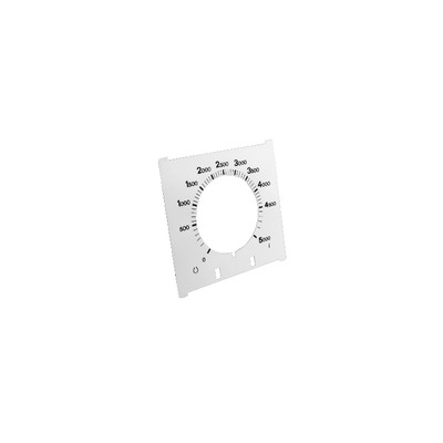 Dial of gauge 5000 liters for tlm3 - WATTS INDUSTRIES : 22L0102107