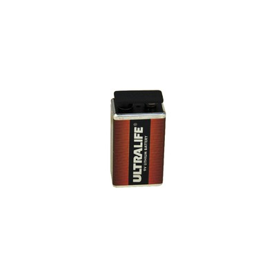 Thermostat accessory lithium battery lr61 - 9v