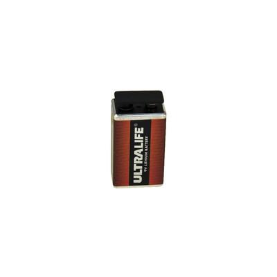 Zubehör für Thermostat Lithium-Batterie LR61 - 9V