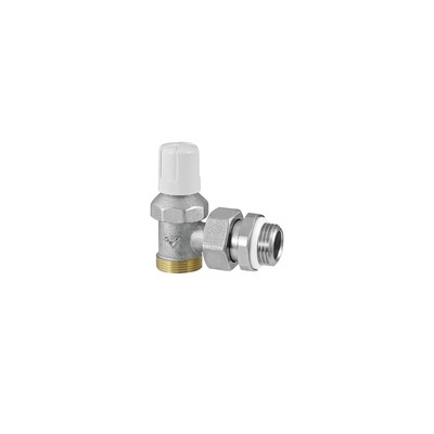 Angle radiator valve male 3/8 RFS (built-in seal on connector) - RBM : 290300