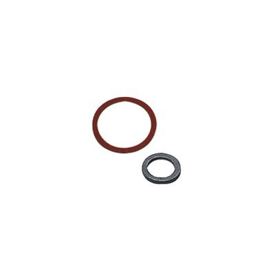 Guarnizione piatta 20 x 27 EPDM nero  (X 100)