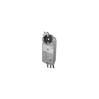 Servomoteur de registre OpenAir 25Nm 0..10V 24Vac - SIEMENS : GBB161.1E
