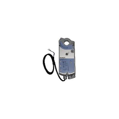 Luftklappen-Drehantrieb OpenAir™ mit Federrücklauf und selbstzentrierendem Achsadapter  - SIEMENS: GCA161.1E