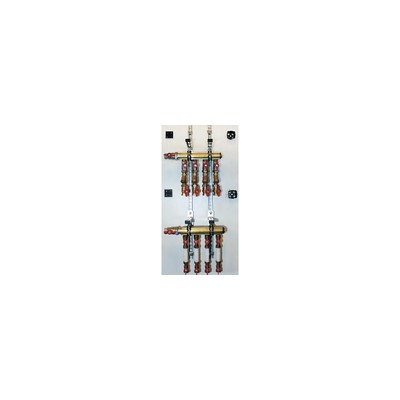 Hydraulic module for landing sheath equipped with a 6 circuits filter - GIACOMINI : GE530Y016