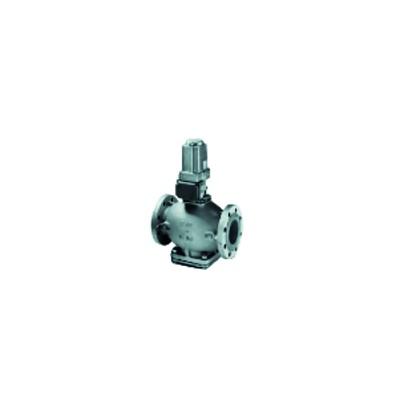 Vanne gaz à brides DN65 et contact fin de course - JOHNSON CONTR.E : GH-5629-3611