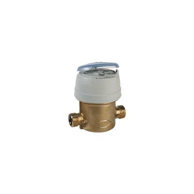 Cold water sub-meter 20/27 - ITRON : AQUAP15110EMB